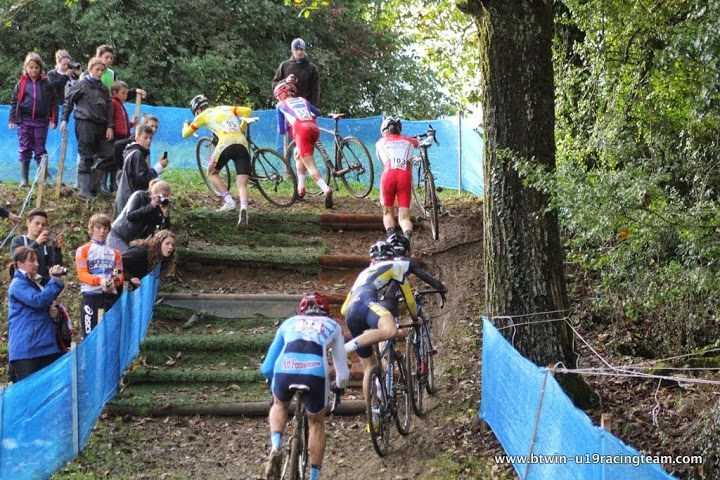Cyclo Cross Calendrier.Cyclocross Calendrier Minimes Et Ecole De Velo Le Las